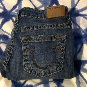 True Religion Girls Skinny Jeans